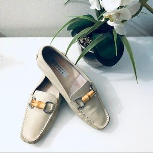 BARNEYS NEW YORK FLAT SHOES.SIZE 7 (37)